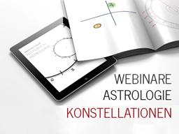 Webinar: ASTROLOGIE: Konstellationen Planeten - 4