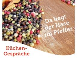 Webinar: Isabels Küchen-Gespräche: Da liegt der Hase im Pfeffer mit Spicy's Gewürzmuseum Hamburg