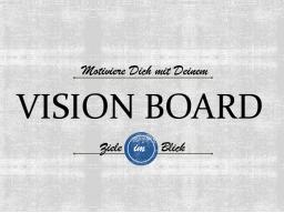 Webinar: Vision Board  | Motivation & Fokus