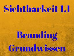 Webinar: Branding, Grundwissen
