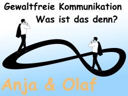 Webinar: Gewaltfreie Kommunikation - Um was geht es denn dabei?