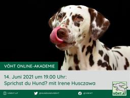 Webinar: Sprichst du Hund?