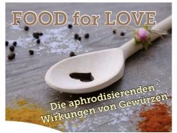 Webinar: Küchengespräche: Die aphrodisierende Wirkung von Gewürzen
