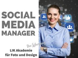 Webinar: Lehrgang Social Media Manager