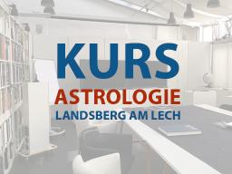 Webinar: Kurs-Astrologie Landsberg am Lech #2
