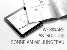 Webinar: Astrologie: Sonne am MC Jungfrau