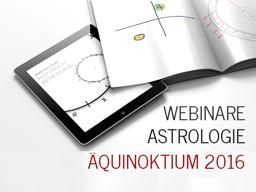 Webinar: Astrologie: Äquinoktium 2016