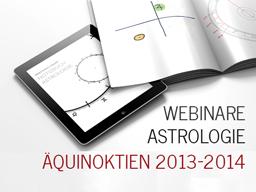 Webinar: Astrologie: Äquinoktien 2013-2014