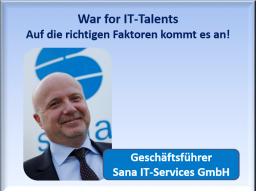 Webinar: War for talents