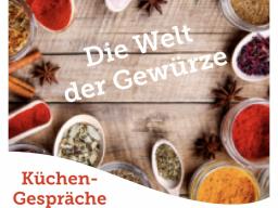 Webinar: Isabels Küchen-Gespräche: Die Welt der Gewürze mit Spicy's Gewürzmuseum Hamburg