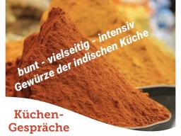 Webinar: Isabels Küchen-Gespräche: Gewürze der indischen Küche mit Spicy's Gewürzmuseum Hamburg