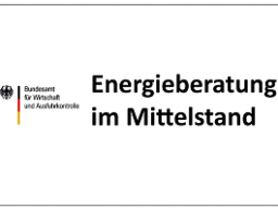 Webinar: Energieberatung Mittelstand EBM/Bafa