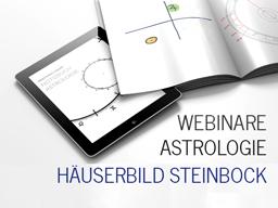 Webinar: Astrologie: Häuserbild Steinbock