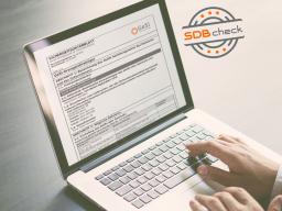 Webinar: Wie importiere ich PDF-Sicherheitsdatenblätter mit SDBcheck® in GeSi³?