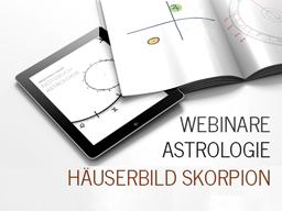 Webinar: Astrologie: Häuserbild Skorpion