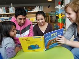 Webinar: Willkommenskultur in Deutschland - Webinar zu Bibliotheksangeboten für Flüchtlinge und Zuwanderer