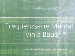 Webinar: Frequenztherapie nach Vinja Bauer - VBM