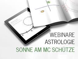 Webinar: Astrologie: Sonne am MC Schütze