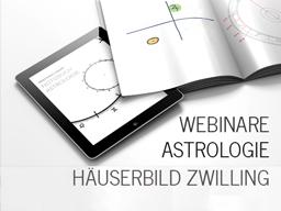 Webinar: Astrologie: Häuserbild Zwilling