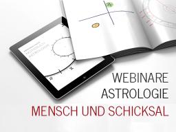 Webinar: ASTROLOGIE: Mensch und Schicksal | 4