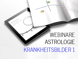 Webinar: Astrologie: Krankheitsbilder 1