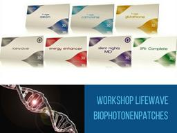 Webinar: Workshop für Biophotonenpatches