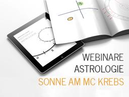 Webinar: Astrologie: Sonne am MC Krebs