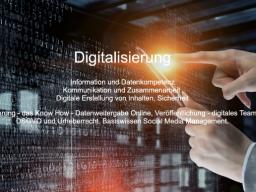 Webinar: Basiswissen Digitale Kompetenz - Online Kurs