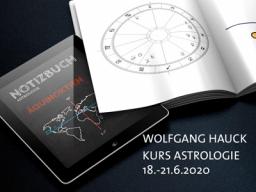 Webinar: Kurs Astrologie Online #10