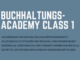 Webinar: Buchhaltungs-Academy Class 1