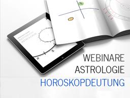 Webinar: Astrologie: Horoskopdeutung 1