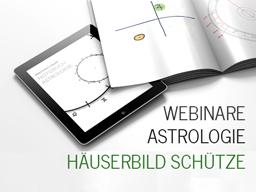 Webinar: Astrologie: Häuserbild Schütze
