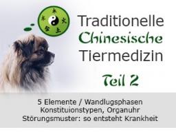 Webinar: TCM für Hunde - Teil 2