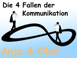 Webinar: 4 Fallen der Kommunikation  und wie Gewaltfreie Kommunikation sie vermeiden hilft