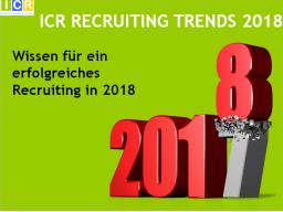 Webinar: Was sind die Recruiting Trends 2018?