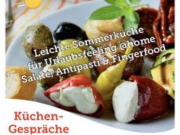 Webinar: Isabel's Küchengespräche: Die leichte Sommerküche @home