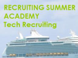 Webinar: Tag 1 Tech Recruiting Summer Academy