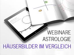 Webinar: Astrologie: Häuserbilder im Vergleich 2
