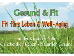Webinar: FIT FÜRS LEBEN - Gesundheit in Eigenregie