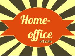 Webinar: New Work: Effektiv im Homeoffice