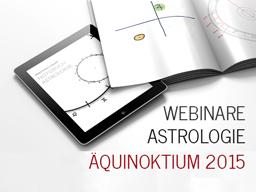 Webinar: Astrologie: Äquinoktium 2015