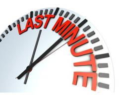 Webinar: Last Minute - effizient und erfolgreich am Counter