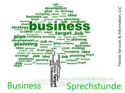 Webinar: Business-Sprechstunde