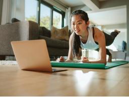 Pilates-Kurs für Fortgeschrittene